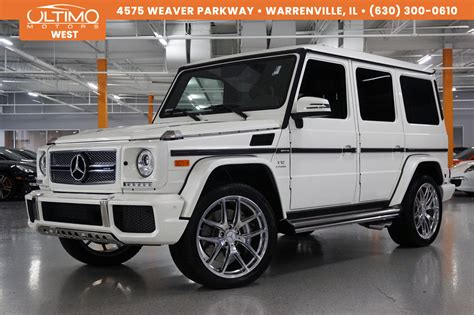Every used car for sale comes with a free carfax report. Pre-Owned 2018 Mercedes-Benz G-Class AMG® G 65 Like-New ...