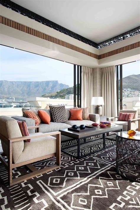 Wars Room Decor South Africa by 33 Striking Africa Inspired Home Decor Ideas Digsdigs