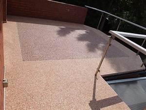 Boden Für Terrasse : steinteppich hochwertige bodenbeschichtung f r terrasse balkon pool ~ Whattoseeinmadrid.com Haus und Dekorationen
