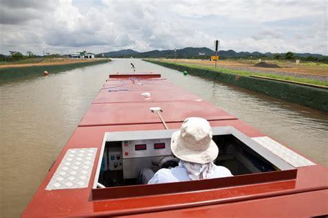si鑒e de canal la academia de conducción de barcos mini canal de panamá nuestromar