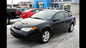 2006 Saturn Ion In Review  Rocky Mountain House  Red Deer