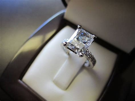 15 best ideas of radiant wedding rings