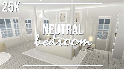 Neutral Bedroom 25k