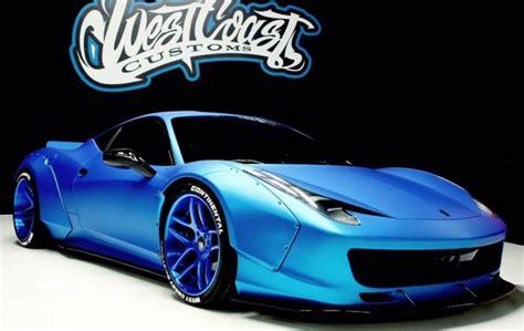Tidak ada alasan yang diungkapkan oleh bieber untuk menjual mobil kesayangannya tersebut. Justin Bieber's Ferrari 458 Italia Gets Liberty Walk Transformation - GTspirit