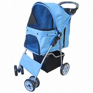 new dog puppy cat pet travel stroller pushchair pram With dog buggies for sale