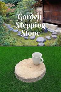 Creative, Diy, Stepping, Stones, Projects