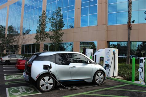 electric cars charging electric vehicle charging association created in california