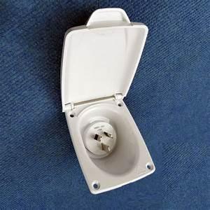 Cms  Diy 240v  15amp  Power Inlet