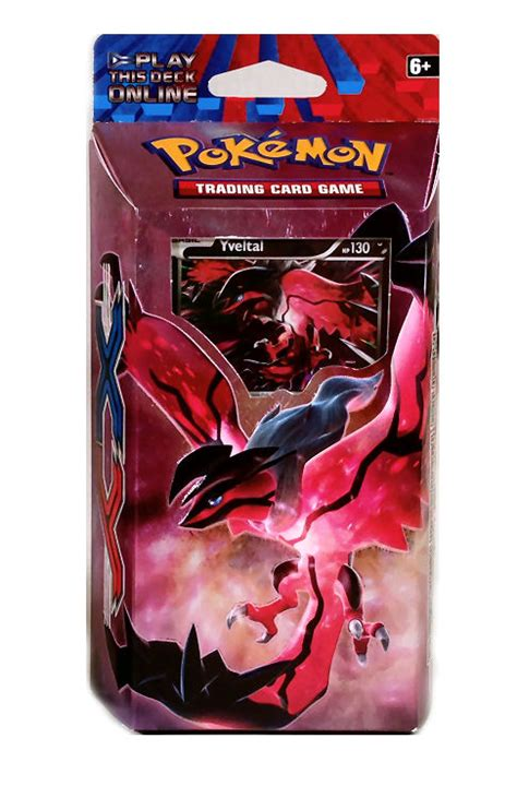 pokemon xy theme deck destruction rush da card world
