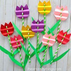 bloemen maken van wc rollen bloem van wc rollen knutselen gr 5 pinterest
