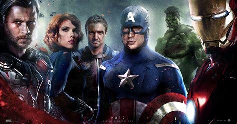Team Avatar Vs The Avengers (movies)