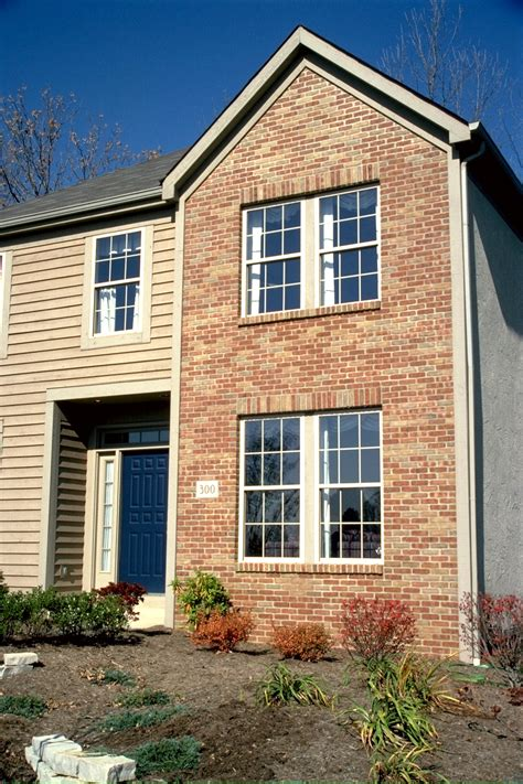 double hung windows replacement install window
