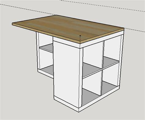 fabriquer un plan de travail cuisine plan de travail pour ilot central fabriquer un cuisine