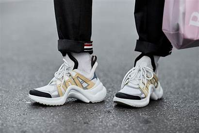 Sneakers Dad Vuitton Louis Archlight Sneaker Trend