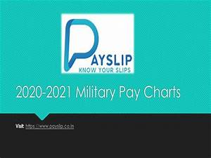 Military Dfas Pay Charts Download Monthly 2020 2021