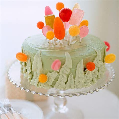 lollipop garden cake recipe martha stewart