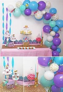 Princess Party Wall Decorations [mariorange]