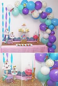 Little Mermaid Party Decorations Ideas