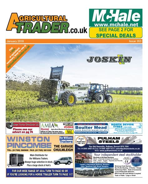 Boat Trader Promotional Code by Agricultural Trader Magazine Subscription Subscription Save