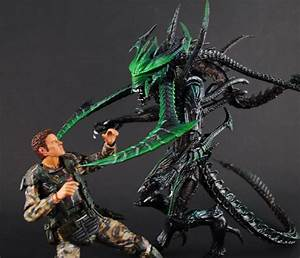 King Alien (Aliens) Custom Action Figure | Custom Action ...