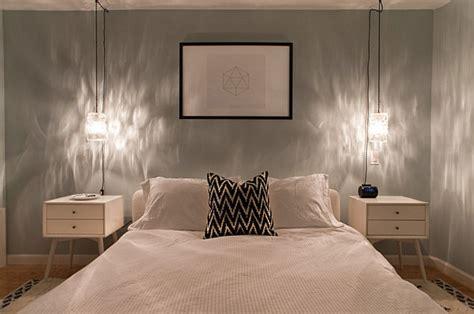 luminaire chambre à coucher déco chambre salon et salle à manger en style minimaliste