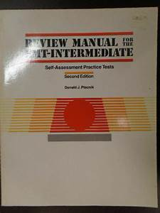 Review Manual For The Emt
