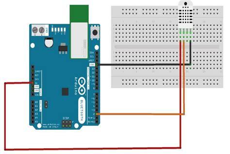 arduino humidity sensor