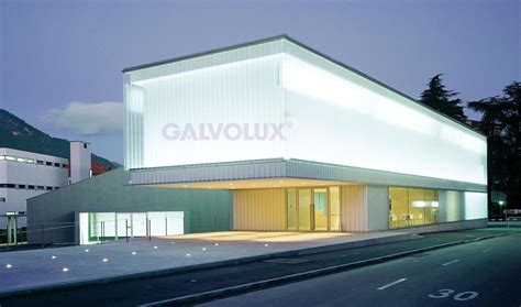 Profilit: glass for architectural solutions   Galvolux