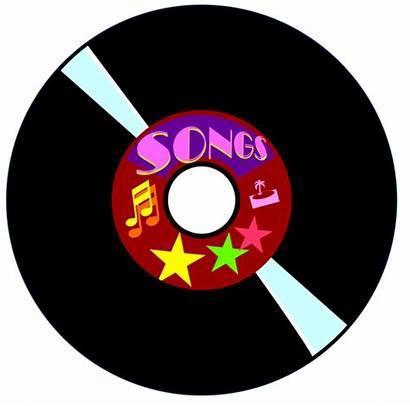 Record Clip Clipart Vinyl 45 Records Cliparts
