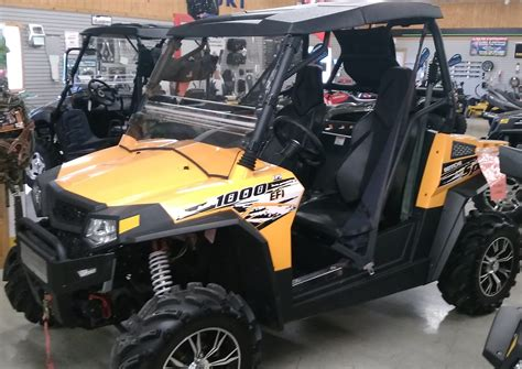 Suzuki Side By Side Utv by Atvs Side By Sides Cycles Butch S Sports World