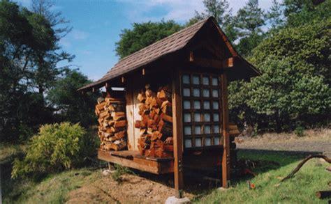 plans  build  firewood storage shed plans diy