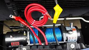 Cycle Country Winch Wiring Diagram