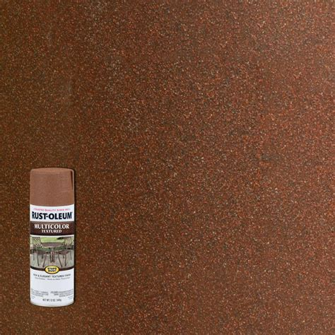 rust oleum stops rust 12 oz protective enamel rustic