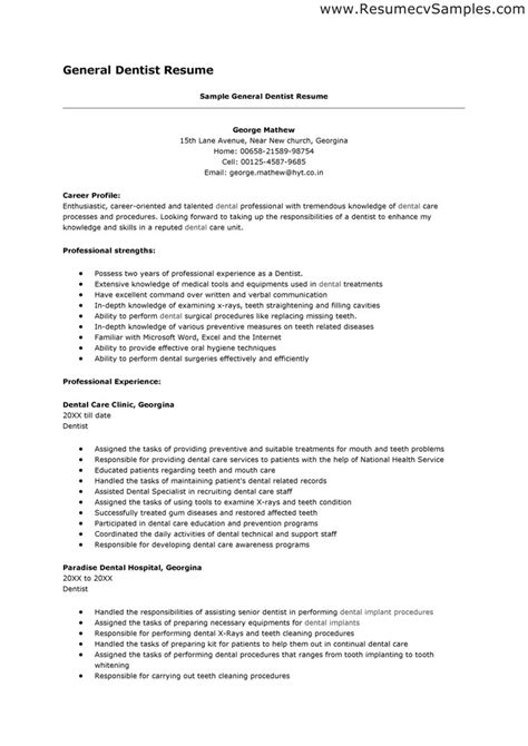 dental office manager resume sle free resumes tips