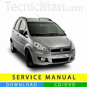 Fiat Idea Service Manual  2003