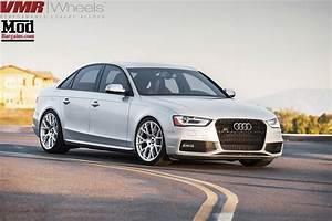VMR V810 Flow Forged 19quot Wheels For Audi Hyper Silver