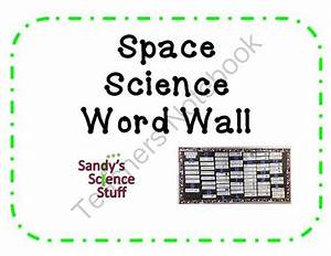 Earth Space Science Vocabulary (page 2) - Pics about space