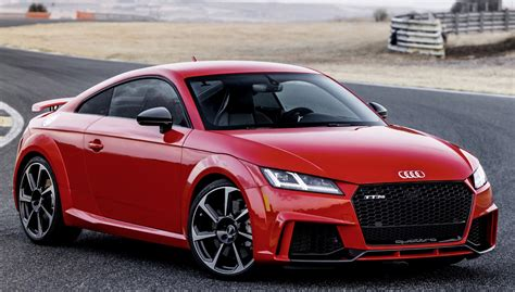 2018 Audi Tt Rs  Overview Cargurus