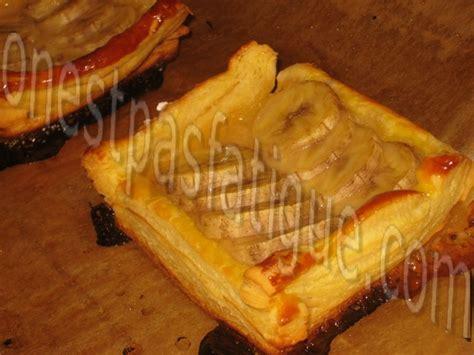 tarte a la banane pate feuilletee tarte feuillet 233 e bananes et cr 232 me caramel beurre sal 233 onestpasfatigue