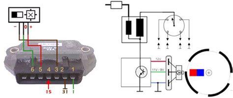 Effect Distributor Wiring Diagram by Ignition System With Effect Sender Kiril Mucevski