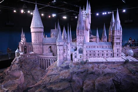 hogwarts castle blueprints harry potter secrets revealed