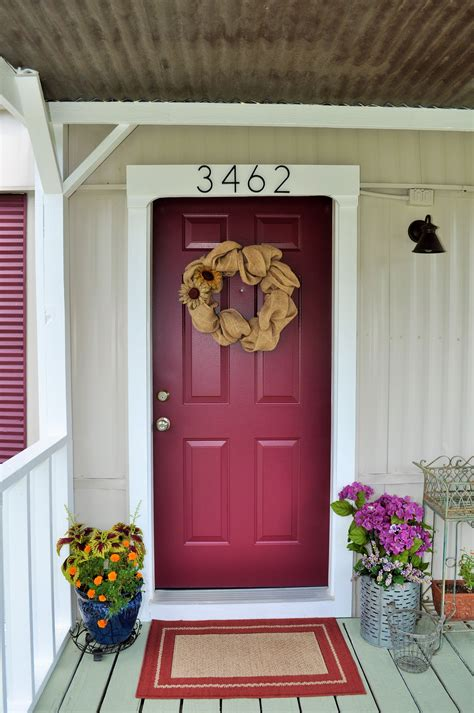 Interior Mobile Home Doors by Mobile Home Front Door This Home Had A Smaller Mobile