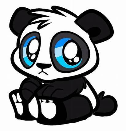 Clipart Panda Cartoon Bear Anime Webstockreview