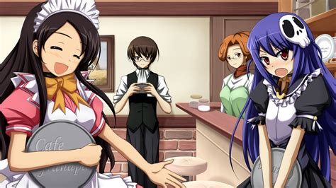 Harem Anime Wallpaper - battle fight for comedy anime throne how to build
