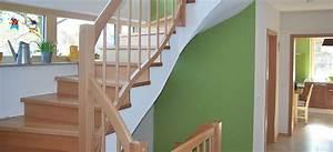 Farbe An Wand : wandgestaltung treppenhaus farberatung in m nchen farbe an die wand ~ Markanthonyermac.com Haus und Dekorationen