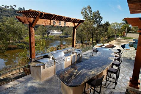Backyard Bar And Grille by Backyard Renovation Island Construction Of San Diego