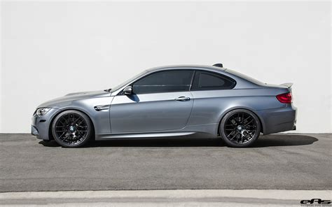 Bmw Space Grey by Space Grey Metallic Bmw E92 M3 Gets Supercharged And Tuned