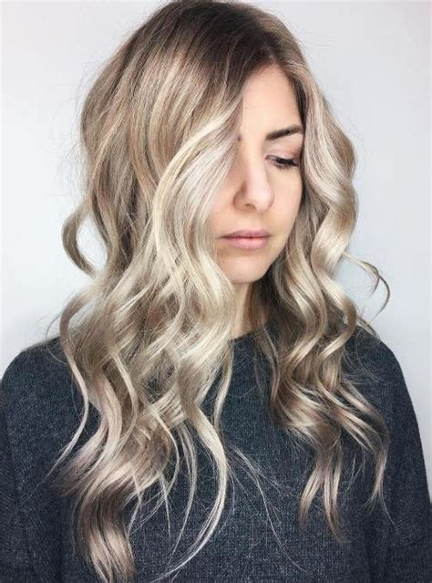 2017/ 2018 Hairstyles for Long Blonde Hair 2019 Haircuts
