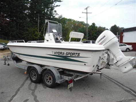 Hydrasport Boats by Hydra Sports 210 1999 For Sale For 9 900 Boats From Usa