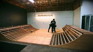 Building A Mini Ramp In 5 Minutes Skateboarding